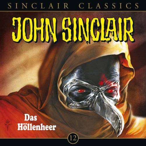 Das Höllenheer audiobook cover art