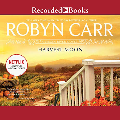 Harvest Moon audiobook cover art