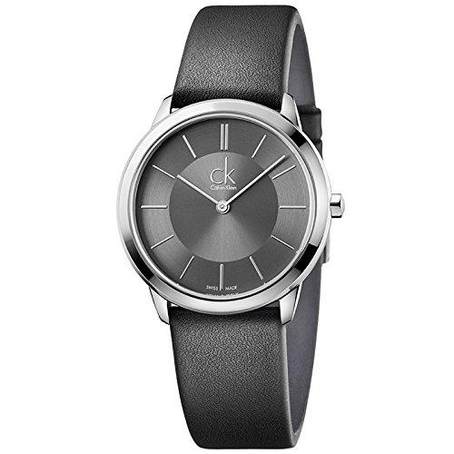 Calvin Klein K3M221C4 - Reloj minimalista unisex