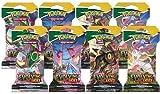 Pokemon Sword and Shield Evolving Skies (8) Sleeved Booster Packs Sealed