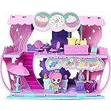 Hatchimals CollEGGtibles, Cosmic Candy Shop Juego 2 en 1 con Pixie Exclusivo y Hatchimal, para niños a Partir de 5 años