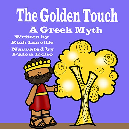 The Golden Touch: A Greek Myth cover art