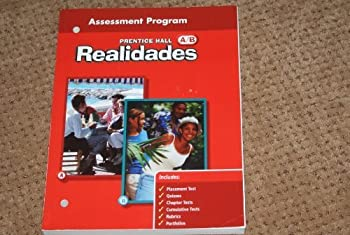 Realidades A/B (Assessment Program On Blackline Masters) 0130360147 Book Cover