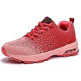 Kuako Zapatillas de Deporte para Mujer Transpirables para Correr por Carretera Ligero Casual Transpirable Zapatos para Correr