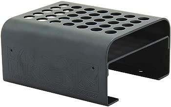 Lyndex-Nikken RACK-ER11/SK6 Metal Rack for ER11 and SK6 Collets, 35 Collets Capacity