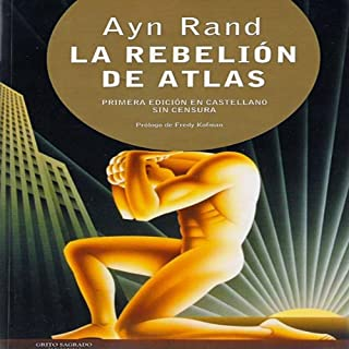 La Rebelión de Atlas (Texto Completo) [Atlas Shrugged ] audiobook cover art