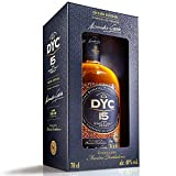 Dyc Edición Especial 60 Aniversario Single Malt Whisky 40%, 700ml