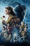Trends International Beauty & The Beast One Sheet Wall Poster 22.375' x 34'