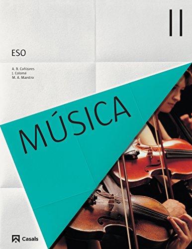 Música II ESO (2015) - 9788421854716
