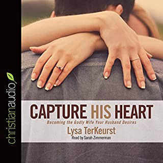 Capture His Heart audiobook cover art