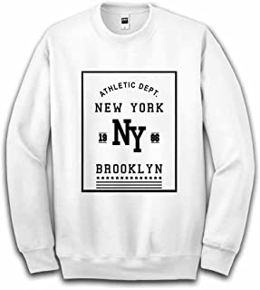 Fox Republic ニューヨーク ブルックリン ホワイト キッズ スウェット 130cm