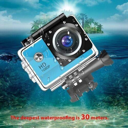 SHOPPING IN RETE PRO Cam Sport Action Camera Ultra HD 1080P VIDEOCAMERA Subacquea