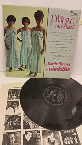MARTHA REEVES & THE VANDELLAS dancing in the street, TML 11099