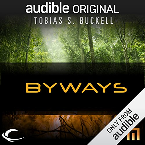 Byways: A METAtropolis Story audiobook cover art