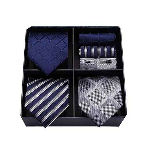 Le lot de cravates en soie