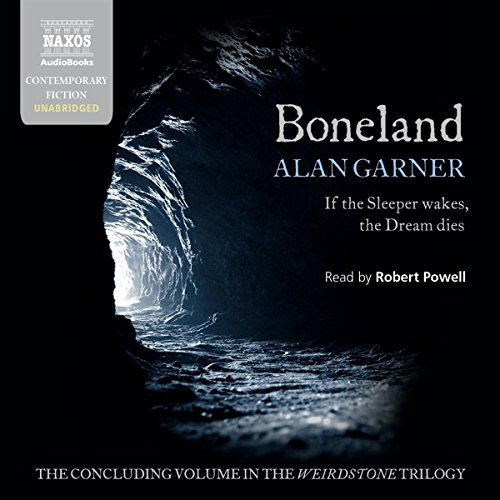 Boneland audiobook cover art