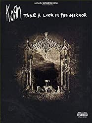 Partition : Korn Take A Look In The Mirror Guit. Tab