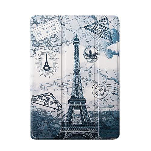 HHF Pad Accesorios para Samsung Galaxy Tab S4 10.5 2018 SM-T830 / T835, Tableta de lápiz Caja Protectora de la Piel para la pestaña Galaxy 10.5 (Color : FGTT)