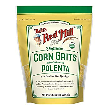 Bob s Red Mill Organic Corn Grits/ Oz polenta 24 Ounce