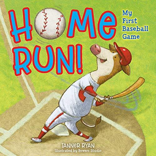 Home Run! My First Baseball Game (My First Sports Books)