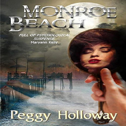 Monroe Beach audiobook cover art