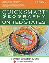 QUICK SMART GEOGRAPHY OF THE UNITED STATES: GRADES 6-8