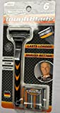Bret Favre MicroTouch Tough Blade Shaver (may or may not carry Bret Favre photo)