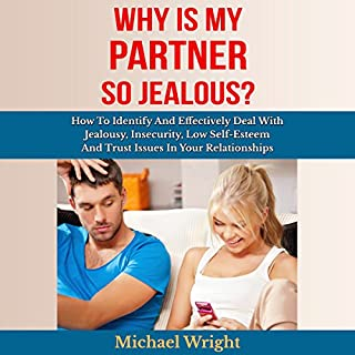 Why Is My Partner so Jealous? cover art