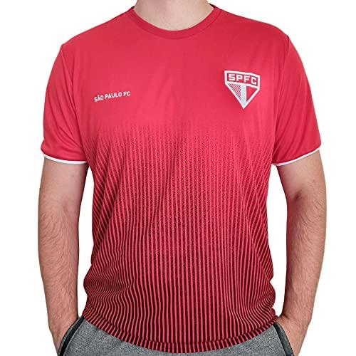 Camisa São Paulo Dry Court Vermelha Oficial Tamanho:G