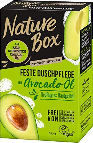 Nature Box Fest-Duschgel Avocado-Öl, 150 g