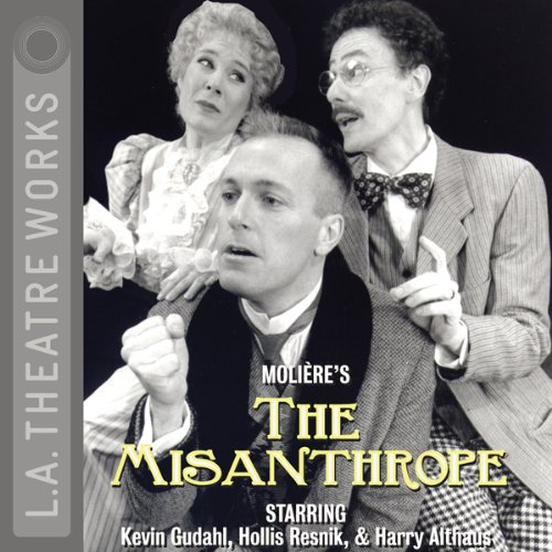 The Misanthrope cover art