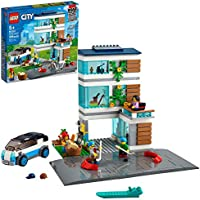 LEGO City Family House 60291 Building Kit (388 Pieces)