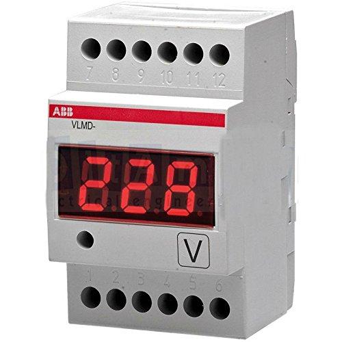 ABB VLMD-1-2 VOLTMETRI DIGITALI CA/CC