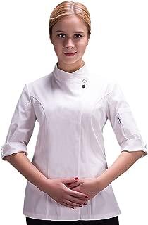 stylish chef coats