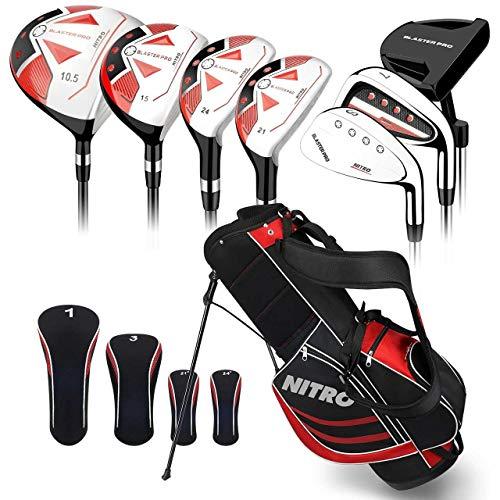 Nitro Blaster Pro Golf Set Men's Right Handed
