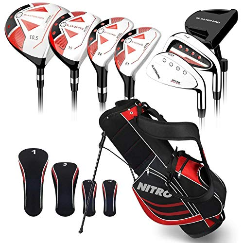 Nitro Blaster Pro Golf Set Men's Right Handed