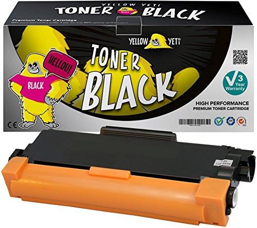 Yellow Yeti TN2320 (2600 pagine) Toner compatibile per Brother HL-L2300D HL-L2340DW HL-L2360DN HL-L2365DW DCP-L2500D DCP-L2520DW DCP-L2540DN MFC-L2700DW MFC-L2720DW MFC-L2740DW