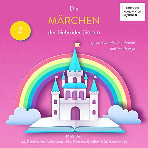 『Die Märchen der Gebrüder Grimm 2』のカバーアート