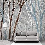 Murales Fotomurales Efecto mármol gris Papel Pintado No Tejido 3D Papel De Pared Dormitorios Salón Hotel Fondo De Tv Elegante Moderno Fine Decor Murales 350 x 250 cm