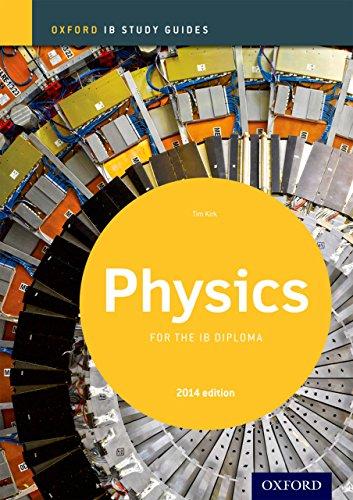 IB Physics Study Guide 2014 (Oxford IB Study Guides) (English ...