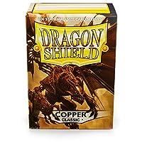 ドラゴンシールドスリーブ 銅カード100枚 (AT-10016)