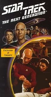 Star Trek - The Next Generation, Episodes 1 & 2: Encounter at Farpoint, Parts I & II Premiere  VHS