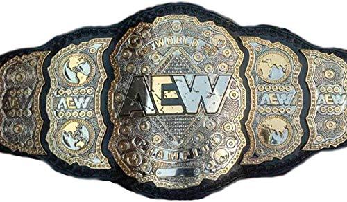 HIGHLANDPOWER AEW Wrestling-Weltmeisterschaftsgürtel, Erwachsenengröße