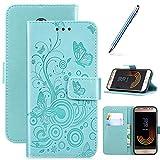 Robinsoni Custodia Compatibile con Samsung Galaxy J330 Cover Libretto Galaxy J330 Cover Po...