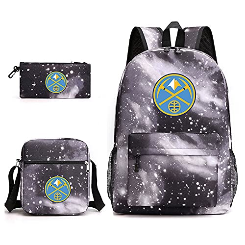 AGLT Bolsas de baloncesto para la escuela, resistentes al agua, senderismo, ligera, mochila de viaje, impermeable, mochila de viaje, mochila B6