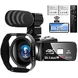 4K Camcorder Ultra HD Digital Vi...