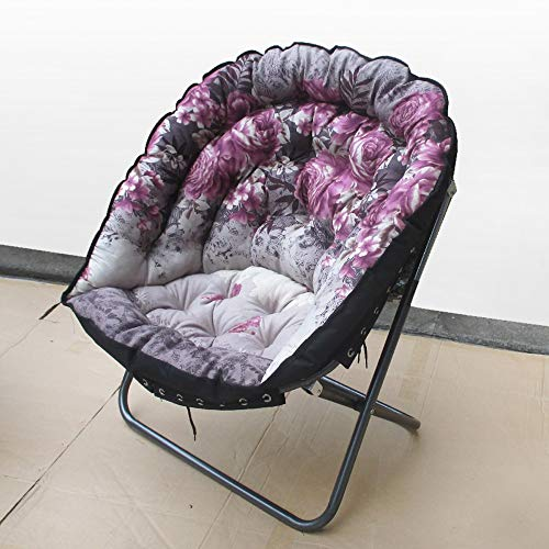 AiHerb.LO JL HX Canapé Siège Paresseux Canapé-lit Balcon Salon Petit Canapé Chaise Longue Chaise Pliante pour Nourrir L'installation Gratuite A+ (Couleur : C)