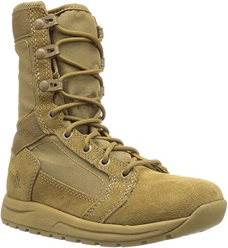 Danner Men's Tachyon 8 Inch Military and Tactical Boot, Coyote, 11.5 2E US