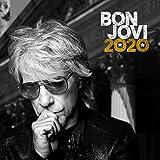 ボン・ジョヴィ2020(通常盤)(特典:メガジャケ付)