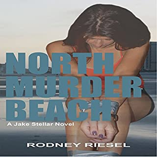 North Murder Beach audiobook cover art